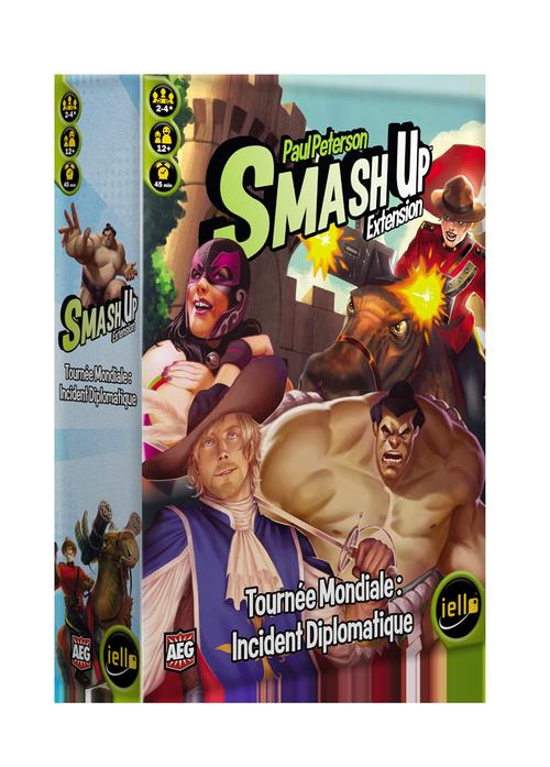 smash up tournee mondiale incident diplomatique 1 jeux Toulon L Ataniere.png | Jeux Toulon L'Atanière