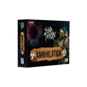Sub Terra : Annihilation (extension 3)
