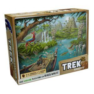 Trek 12 : Amazonie