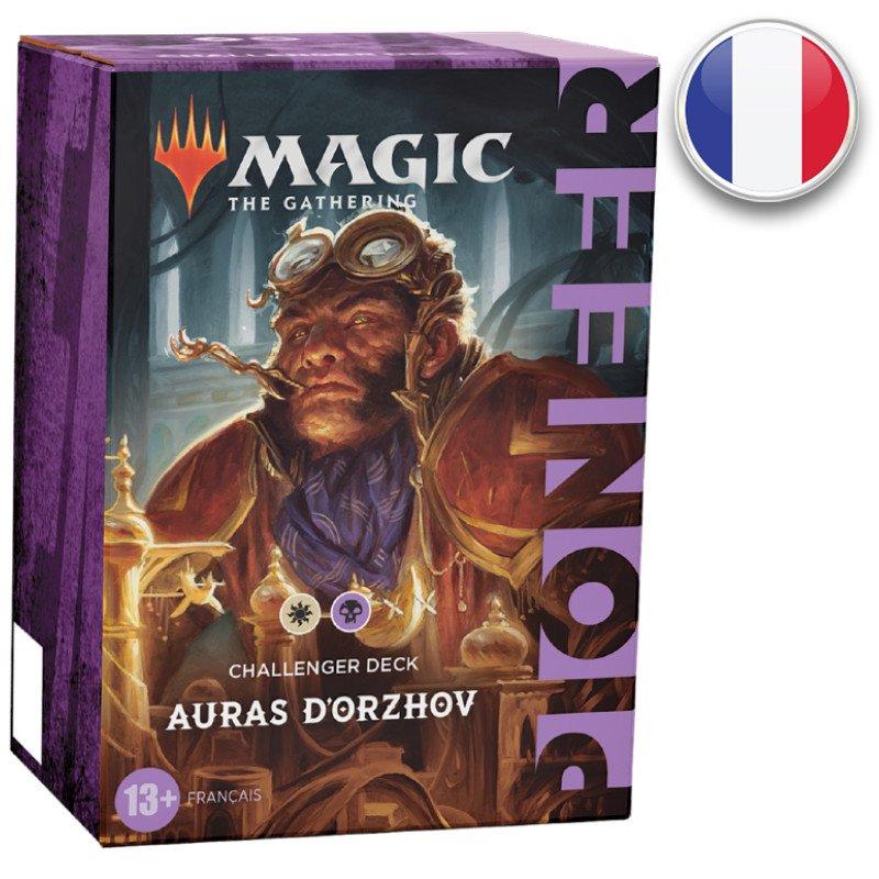 Auras d Orzhov Challenger Decks Pioneer 2021 FR MTG Magic the Gathering | Jeux Toulon L'Atanière