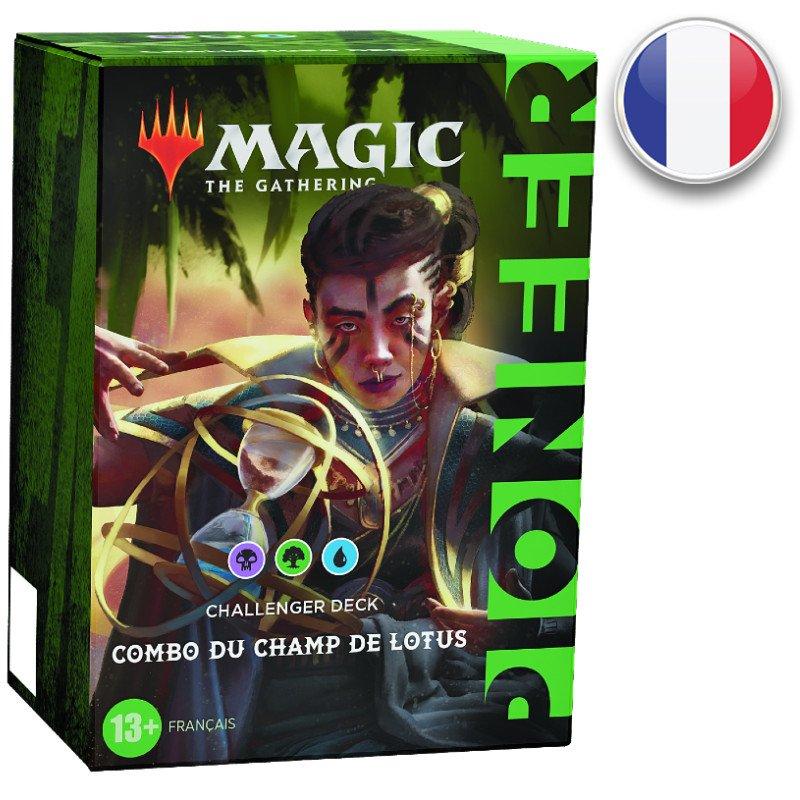 Combo du Champ de Lotus Challenger Decks Pioneer 2021 FR MTG Magic the Gathering | Jeux Toulon L'Atanière