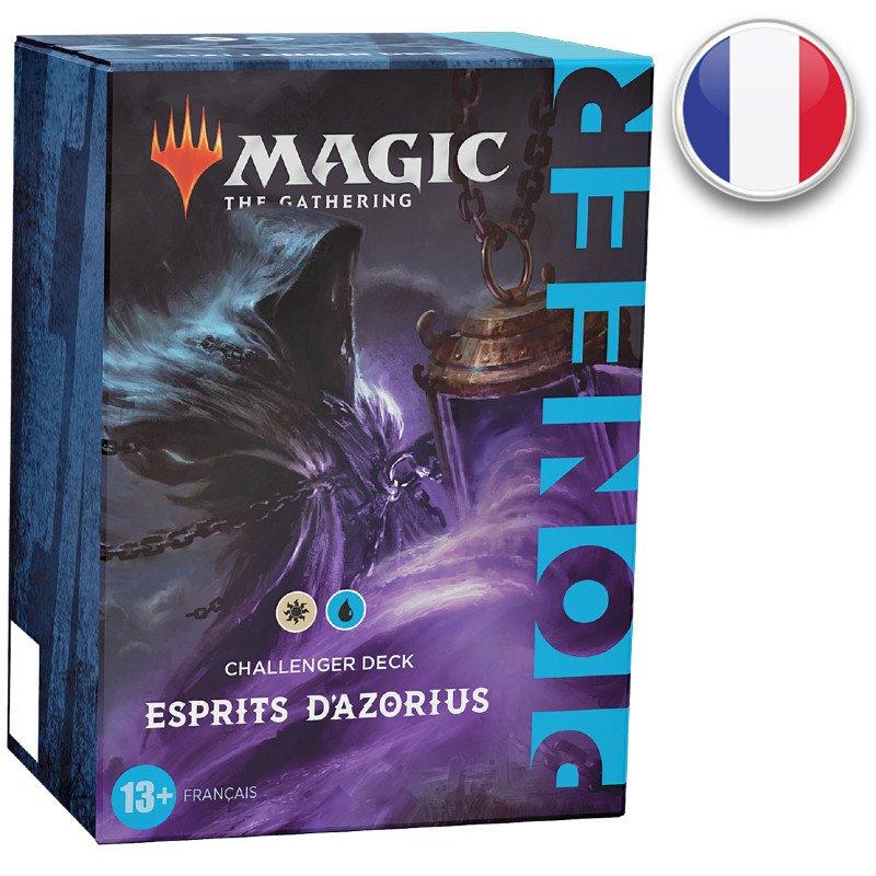 Esprits d Azorius Challenger Decks Pioneer 2021 FR MTG Magic the Gathering | Jeux Toulon L'Atanière