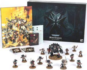 Black Templars : Set d'Armée