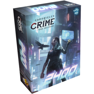 Chronicles of Crime : Millennium 2400