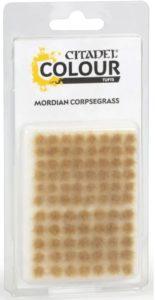 Citadel Color Tufts : Mordian Corpsegrass