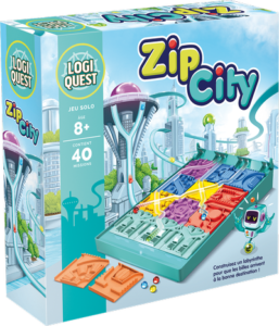 Logiquest : ZipCity